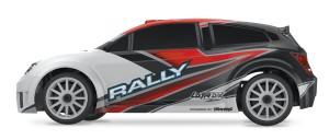LaTrax Rally 1:18